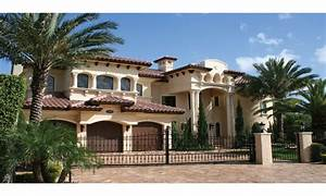 Spanish Mediterranean House Plans Luxury Spanish
