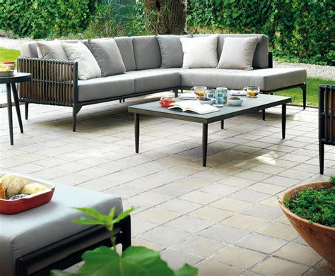 canape angle jardin salon de jardin canapé d 39 angle