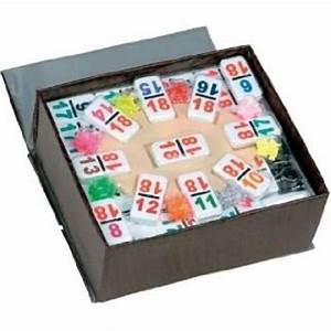 Beautiful Double 18 Numbers Mexican Train Dominoes in Case ...