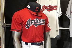 Braves Depth Chart 2018 Indians Unveil New Red Uniforms Giant Guitars Headless