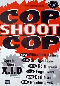 Cop Berechnen : cop shoot cop 1994 tourplakat concert oberhausen ~ Themetempest.com Abrechnung