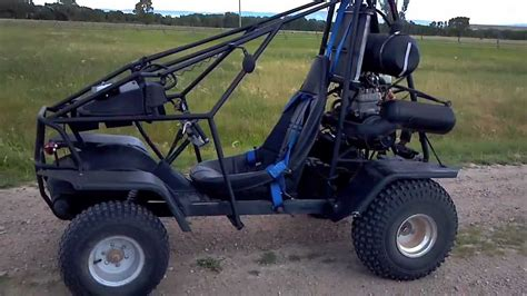 Honda Odyssey Dune Buggy- New Version
