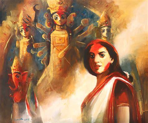 Portrait Painting   Original Paintings For Sale ...