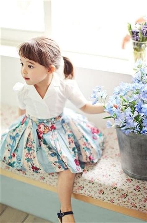 Ideas of Small Girls Spring Summer Dresses Designs u2013 Designers Outfits Collection
