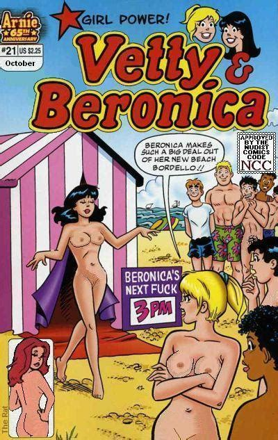 betty, veronica archie comics porn