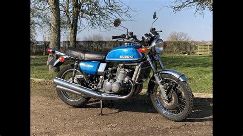 Suzuki Gt750 For Sale by 1973 Suzuki Gt750 For Sale