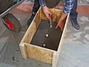 Küche Aus Beton Selbst Bauen : beton brunnentrog selber bauen ~ Markanthonyermac.com Haus und Dekorationen