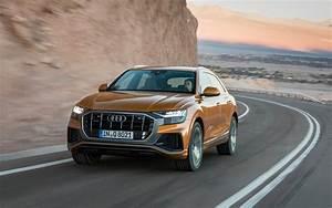 Audi Q8 2019 : le nouveau visage des VUS Audi - Guide Auto