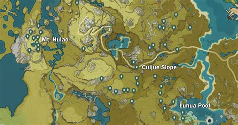 Want to embed the map in your website? Genshin Impact Cor Lapis Guide - Cor Lapis Location & Uses