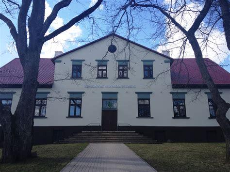 Kandavas novada muzeja ēkas fasādes vienkāršotā renovācija ...