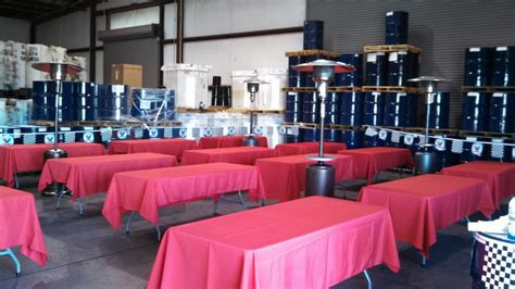 patio heaters and propane heater rentals in