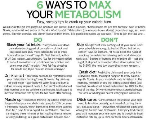 how to boost your metabolism boost metabolism food specialty diet pinterest
