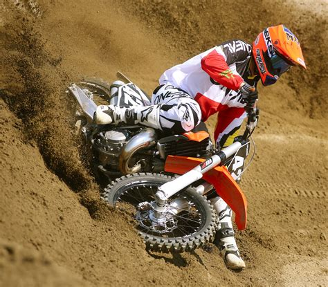 motocross in action motocross action magazine two stroke shootout ktm 125sx