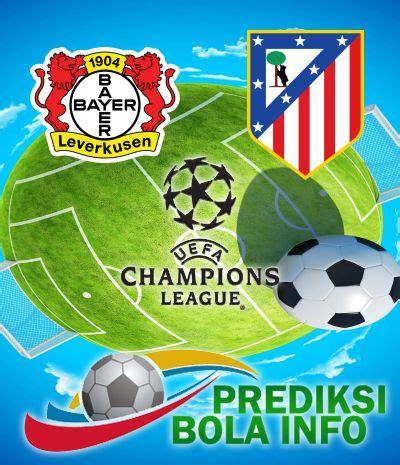 Prediksi Bayer Leverkusen Vs Atletico Madrid 22 Februari ...