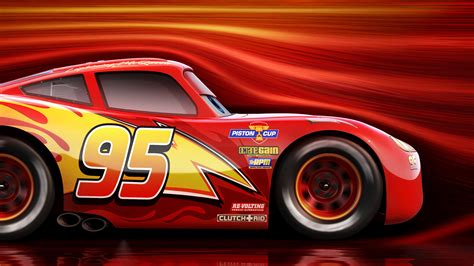 Animated Cars Hd Wallpapers - cars 3 lightning mcqueen hd 4k wallpapers images
