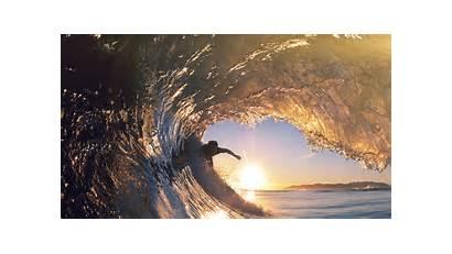 Surf Nature Iphone Wave Sunshine Sea Flare