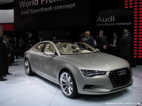 Audi Expects 10000 Annual Sales Of New A7 And A8 In Us
