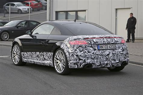Spy Photos From The Brand New Audi Directly