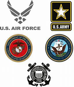 Armed Forces Symbols Clip Art | United States Armed Forces ...