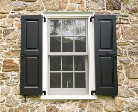 Wood Window Treatments-interior Design Explained