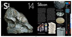 Silicon In The Elements By Theodore Gray