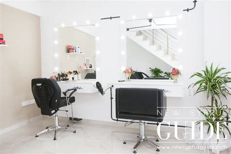 black pink luxury beauty salon  cyprus guide