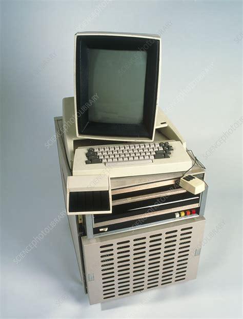 Xerox Alto Computer Stock Image T4040094 Science
