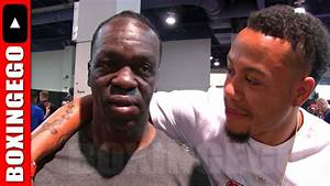 """MAYWEATHER: """"JC CHAVEZ JR BEEN DOING WHATEVER HE WANTED ..."""