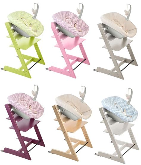 chaise bebe evolutive stokke stokke tripp trapp newborn set now you can use your tripp trapp from birth baby