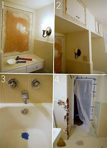 Toilets tile and demolition hammers oh my part 3 cr for How to demo a bathroom