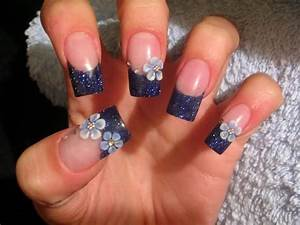 45 flower nail ideas collection for