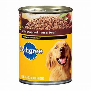 PEDIGREE® Meaty Ground Dinner Adult Dog Food | dog Canned ...