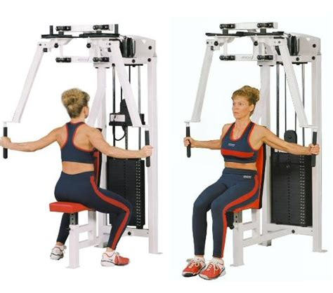 Pec Deck Exercise Without Machine by The Gallery For Gt Pec Deck Without Machine