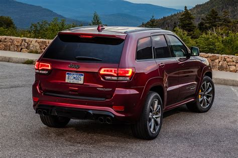 2018 Jeep Grand Cherokee Trackhawk First Drive Fastest
