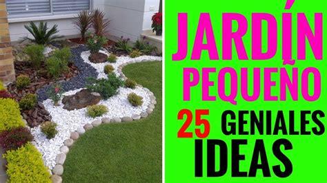 diseno de jardines como decorar  jardin pequeno  ideas