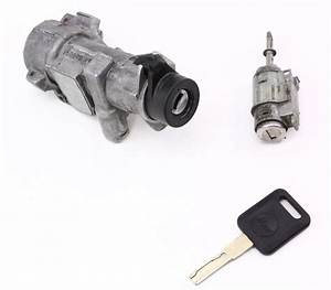 Ignition Key  U0026 Lock Set Audi A6 S6 C5 Wagon Allroad
