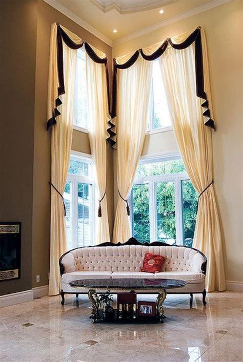 creative ways  hang curtains   pro bored art