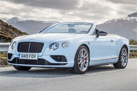 bentley continental 2016 used 2016 bentley continental gt convertible pricing for