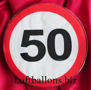 Servietten 1 Geburtstag : servietten papierservietten tischdekoration schilder dekoration mit der zahl 50 lu servietten ~ Udekor.club Haus und Dekorationen