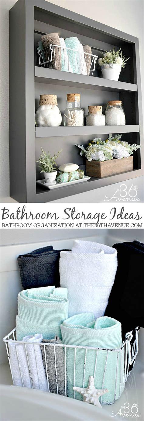 bathroom organization ideas bathroom storage organization ideas the 36th avenue