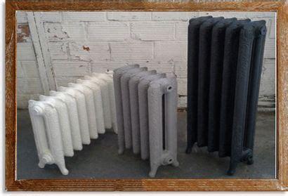 radiateur fonte neuf style r 233 tro 233 lectrique d 233 coration radiateur fonte radiateur et