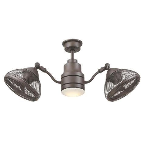 metal fans at home depot home decorators collection fortston 60 in led espresso