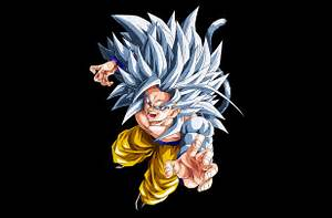 Goku Super Saiyan 4 Wallpaper - WallpaperSafari