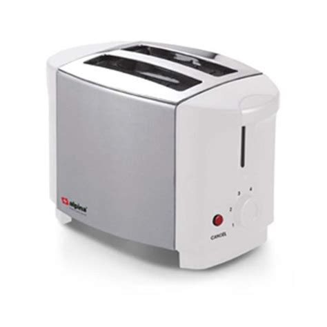 Bread Toaster For Sale by Buy Alpina 1000 W 2 Slice Bread Toaster Sf 2507 In
