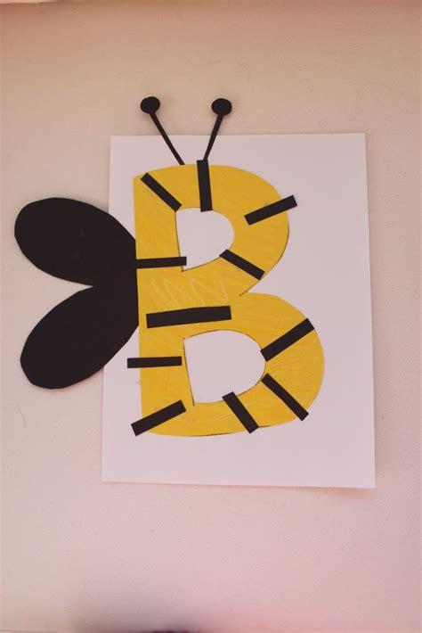 letter b crafts for kindergarten preschool and kindergarten 854 | free alphabet letter b printable crafts for preschool