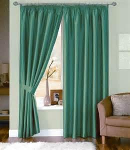 shirred curtains