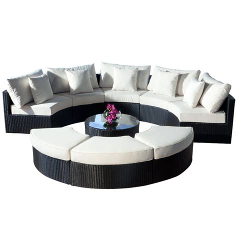 semi circular leather sofa semi circular leather sofa refil sofa
