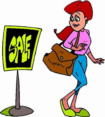 Shopping Clip Clipart Cliparts Person Wise Shopper