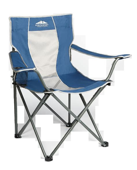 northwest territory folding rocking chairs northwest territory mesh folding armchair blue