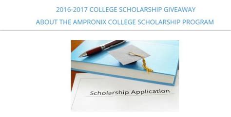 The Ampronix College Scholarship Program  2017 2018. Online Web Page Designer 1997 Honda Civic Mpg. Heat Treating Furnaces For Sale. Laser For Broken Capillaries On Face. How Much Does Debt Consolidation Cost. Gutter Repair Indianapolis Credit Repair Bbb. Hardwood Floors Dallas J K Harris And Company. Sewer Backup Prevention Legacy Auto Insurance. Graduate Programs In Leadership